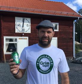 T-shirt Grim lager