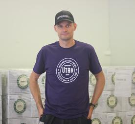 T-shirt Utah DIPA