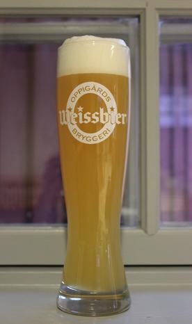 Weissbierglas