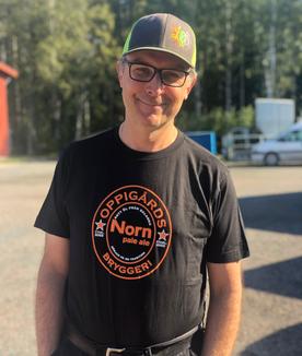 T-shirt Norn Pale Ale