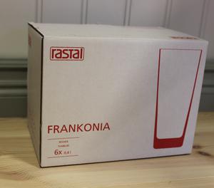 Frankonia 40cl 6st
